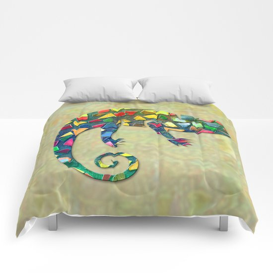 Animal Mosaic - The Chameleon Comforters
