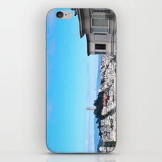 Let's live together iPhone & iPod Skin