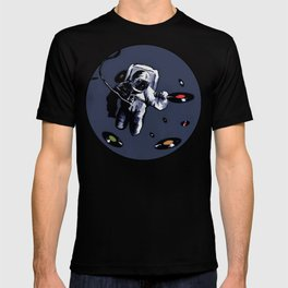 Interstellar Record Hunt T-shirt