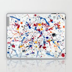 Abstract #3 - Exhilaration Laptop & iPad Skin