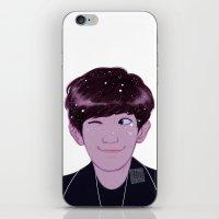 johannathemad iPhone & iPod Skins featuring Chanyeol by JohannaTheMad