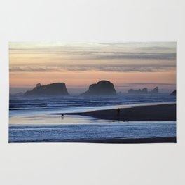 Cannon Beach Oregon Rug
