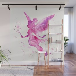 Off With The Fairies Wall Mural