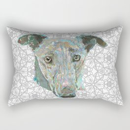 Sweetheart Hound Rectangular Pillow