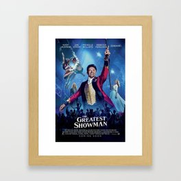 This Is The Greatest Showman Framed Art Print