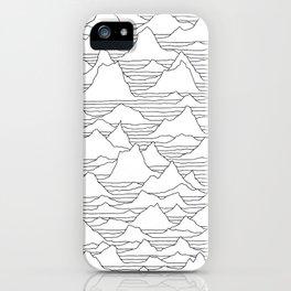 linestudy06 iPhone Case