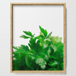 Parsley Serving Tray