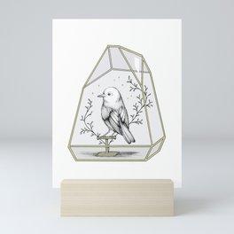 Little Companion Mini Art Print