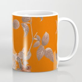 Floral Garden Design Patterns Coffee Mug