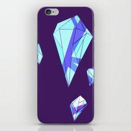 Diamonds iPhone Skin