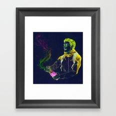 Eric Framed Art Print