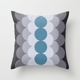 Gradual Niagara Throw Pillow