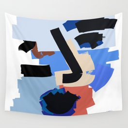 Abstract Me Wall Tapestry
