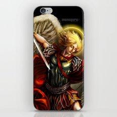 San Miguel Arcangel iPhone & iPod Skin