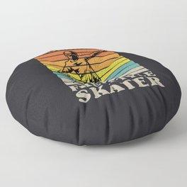 Freestyle skater | Skaters gift Floor Pillow