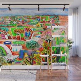 Espanola Wall Mural