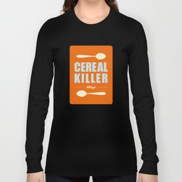 Spoon The Cereal Killer Long Sleeve T-shirt
