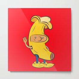 Banana Arnold Metal Print