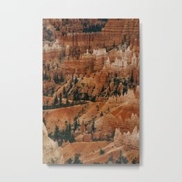 Hoodoo Metal Print