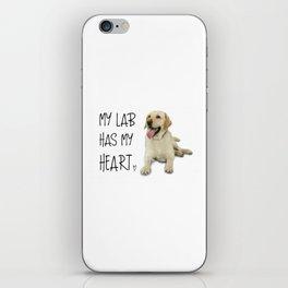 My Labrador iPhone Skin