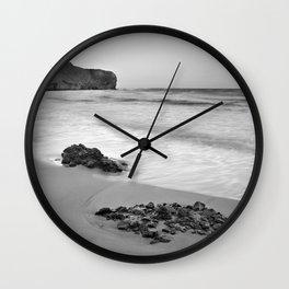Half Moon beach. BN Wall Clock