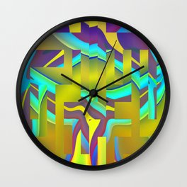 Like planning by goverment ... Wall Clock