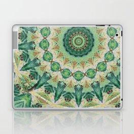 Luna Moth Kaleidoscope Laptop & iPad Skin