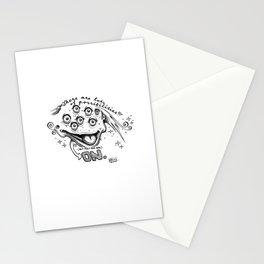On Stationery Cards
