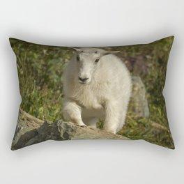Straight for the Heart Rectangular Pillow