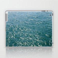 Deep Teal Sea Laptop & iPad Skin