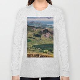 Snowdon Moutain View Long Sleeve T-shirt