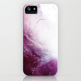 The Ocean of a Galaxy iPhone Case
