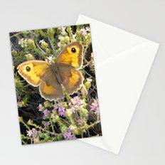 Butterfly Beauty Stationery Cards