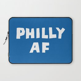 Philly AF (Blue) Laptop Sleeve