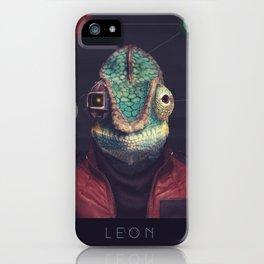 Star Team - Leon iPhone Case
