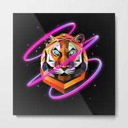 Tigris Metal Print