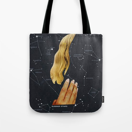 SUMMER STARS Tote Bag