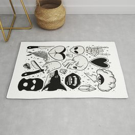 Flash Page II Rug