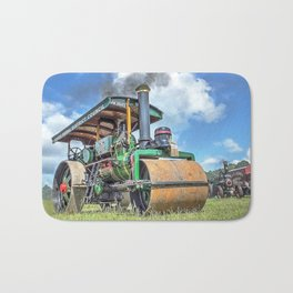 Marshall Steam Roller Bath Mat