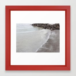 The ocean Framed Art Print