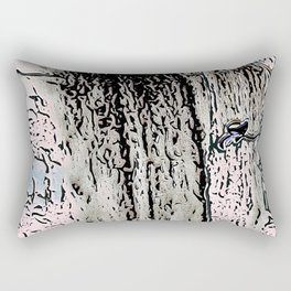 "series waterfall ""Cachoeira Grande"" I Rectangular Pillow"