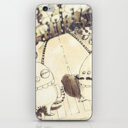 Polpisalve iPhone Skin