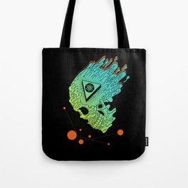 Child of Atom Tote Bag