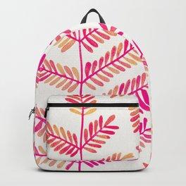 Leaflets – Pink Ombré Palette Backpack