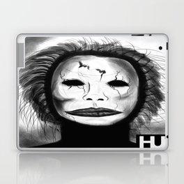 Broken Face Laptop & iPad Skin