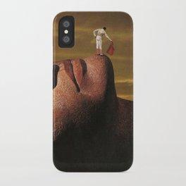 Nobody's Matador iPhone Case