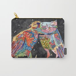 Magic Owl Lovers Carry-All Pouch