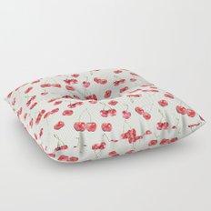 Cherry Pattern Floor Pillow