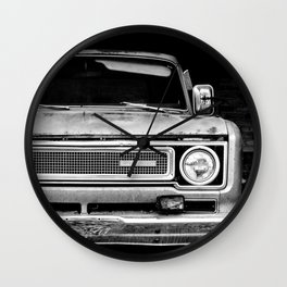 Garage Beauty Wall Clock