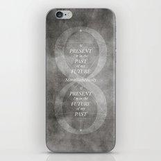 Continuum [BW VER] iPhone Skin